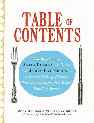 Table of Contents Cover