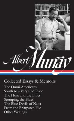 Albert Murray Cover
