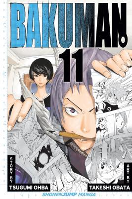 Bakuman, Volume 11 Cover