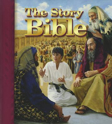 Cover for The Story Bible Paperback