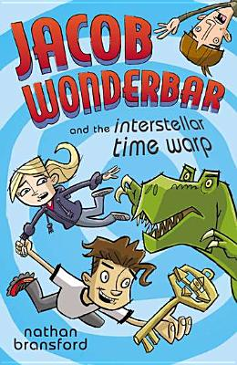 Jacob Wonderbar and the Interstellar Time Warp Cover