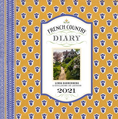 French Country Diary 2021 Engagement Calendar Cover Image