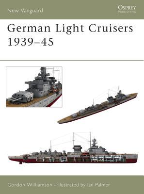 German Light Cruisers 1939 45 Cover