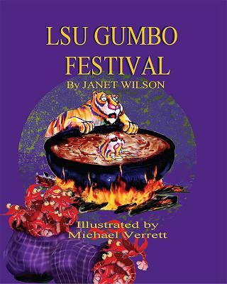 LSU Gumbo Festival Cover Image