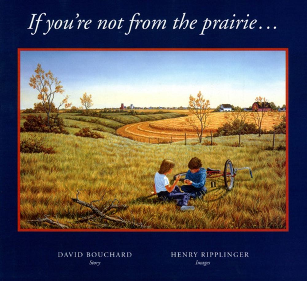 If You're Not from the Prairie... Cover Image