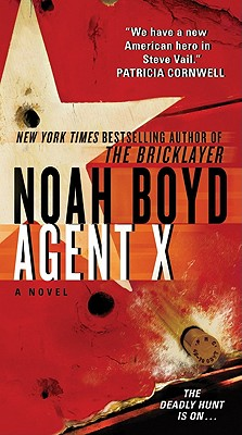 Agent X Cover