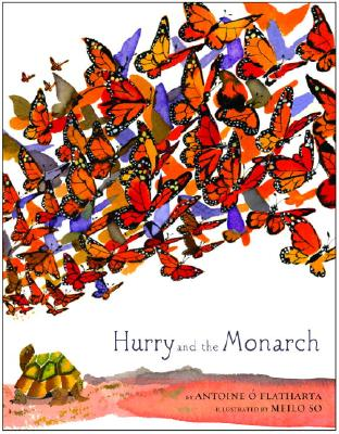 Hurry and the Monarch Cover