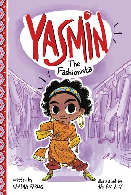 Yasmin the Fashionista Cover Image