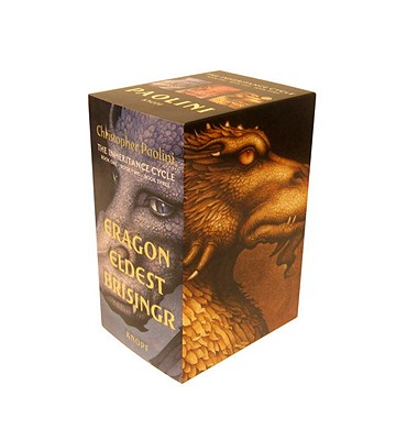 The Inheritance Cycle Cover Image