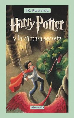 Harry Potter y La Camara Secreta Cover Image