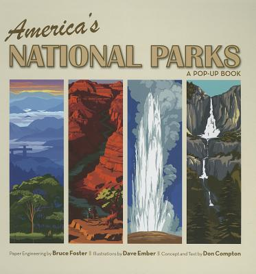 America's National Parks Cover