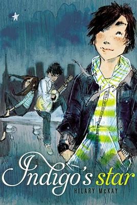 Cover for Indigo's Star