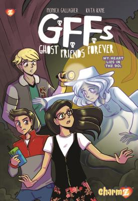 Ghost Friends Forever #1 Cover Image