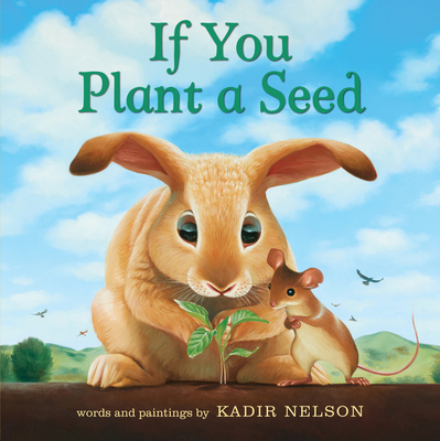 If You Plant a Seed Board Book Cover Image