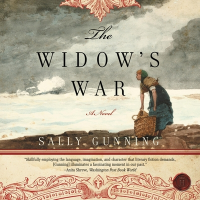 Cover for The Widow's War