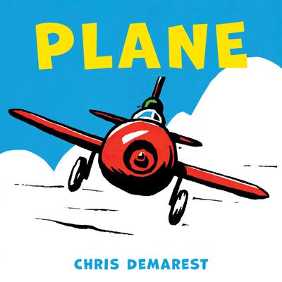 Plane (board book) Cover Image