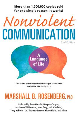 Nonviolent Communication: A Language of Life: Life-Changing Tools for Healthy Relationships Cover Image