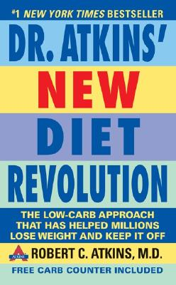 Dr. Atkins' New Diet Revolution: Completely Updated! Cover Image