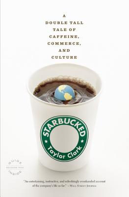 Starbucked Cover