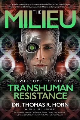 The Milieu: Welcome to the Transhuman Resistance Cover Image