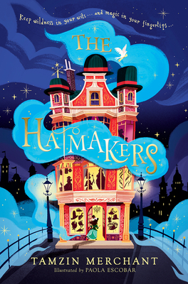 The Hatmakers Cover Image