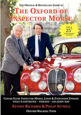 The Oxford of Inspector Morse: including the entire Lewis series Cover Image