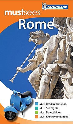 Michelin Must Sees Rome Cover