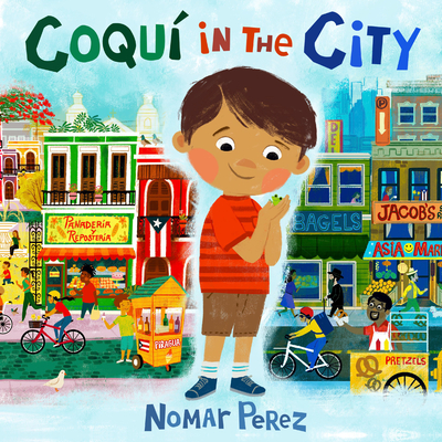 Coquí in the City Cover Image