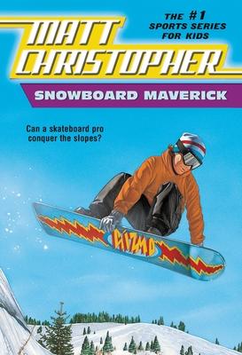 Snowboard Maverick: Can a skateboard pro conquer the slopes? Cover Image