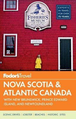 Fodor's Nova Scotia & Atlantic Canada Cover