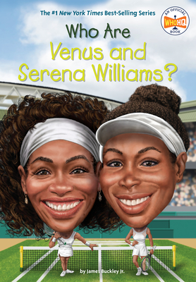 Who Are Venus and Serena Williams? (Who Was...? (Quality Paper)) Cover Image