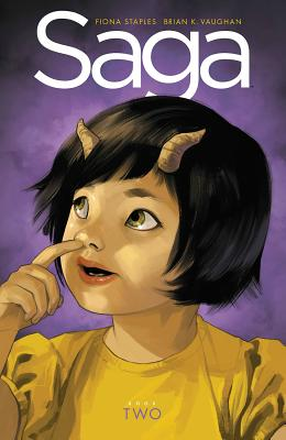 Saga Book Two cover image