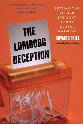The Lomborg Deception Cover