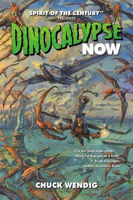 Cover for Dinocalypse Now