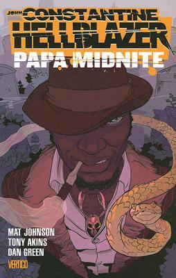 Papa Midnite Cover