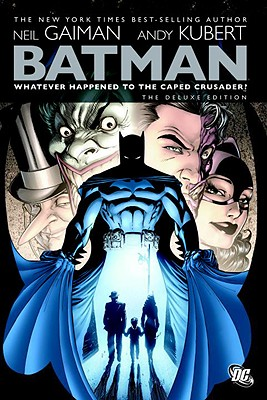 Whatever Happened to the Caped Crusader? Cover Image