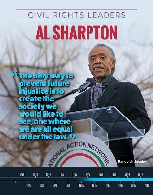 Al Sharpton (Civil Rights Leaders) Cover Image