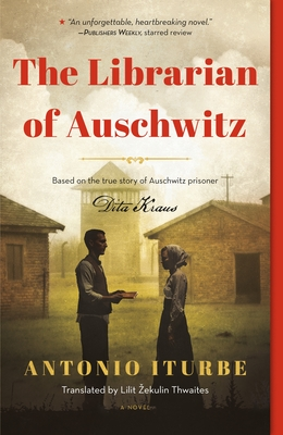 The Librarian of Auschwitz (Special Edition) Cover Image