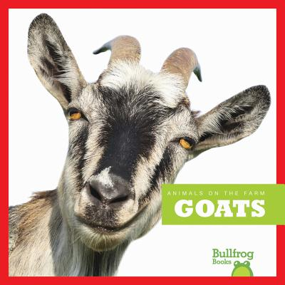 Goats (Animals on the Farm) Cover Image