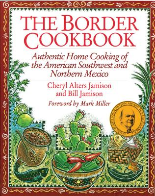 The Border Cookbook Cover