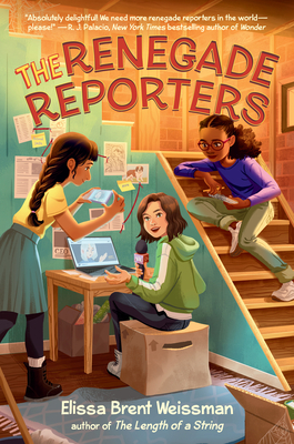 The Renegade Reporters Cover Image