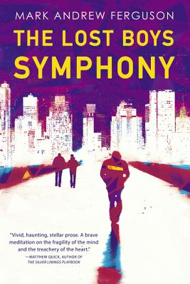 Cover for The Lost Boys Symphony