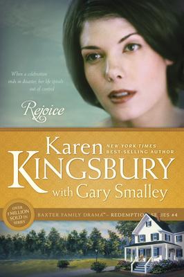 Rejoice (Redemption (Karen Kingsbury) #4) Cover Image