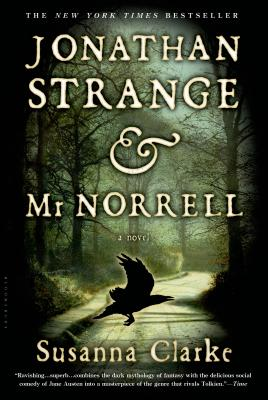 Jonathan Strange & Mr Norrell: A Novel Cover Image