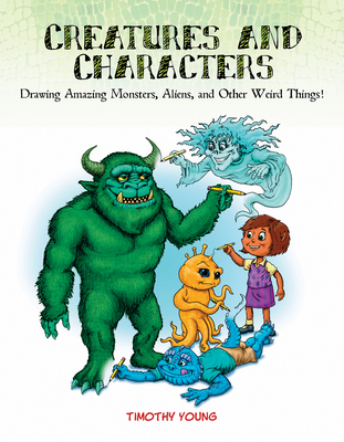 Cover for Creatures and Characters