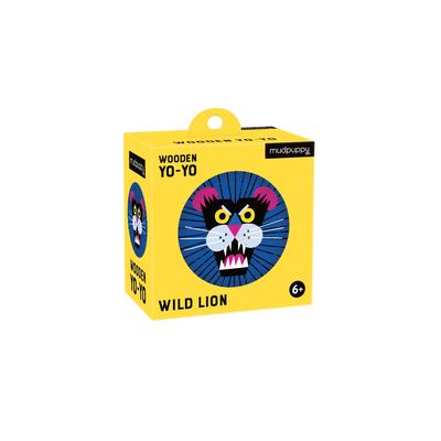Yoyo Wild Lion Cover Image