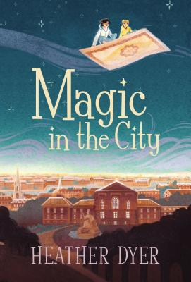 Magic in the City Cover Image