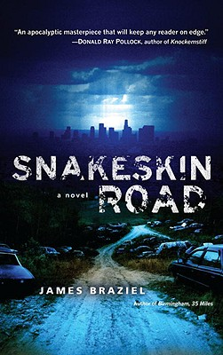 Snakeskin Road Cover