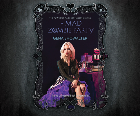 A Mad Zombie Party (White Rabbit Chronicles #4) Cover Image