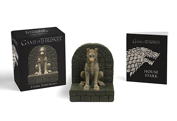 Game of Thrones: Stark Direwolf (RP Minis) Cover Image